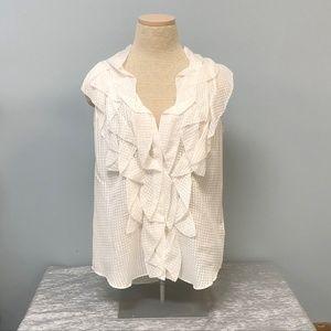 Kate Spade Sleeveless Shirt